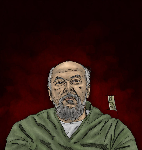 Richard_Kuklinski___Color_by_8Red7